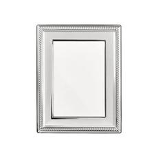 CHRISTOFLE Pict Frame 9X13 Perles
