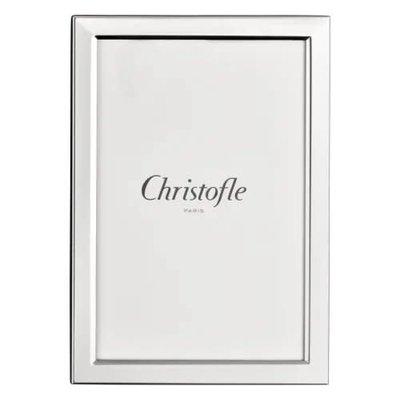 CHRISTOFLE Uni Cadre À Photo En Métal Argenté Chaque 3 15/16 X 5 9/10''