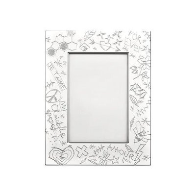 CHRISTOFLE Picture Frame 10X15 Graffiti