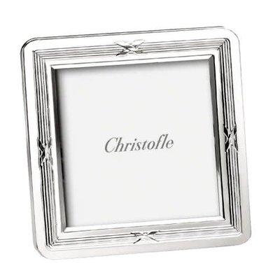 CHRISTOFLE Picture Frame 9X9Cm Rubans