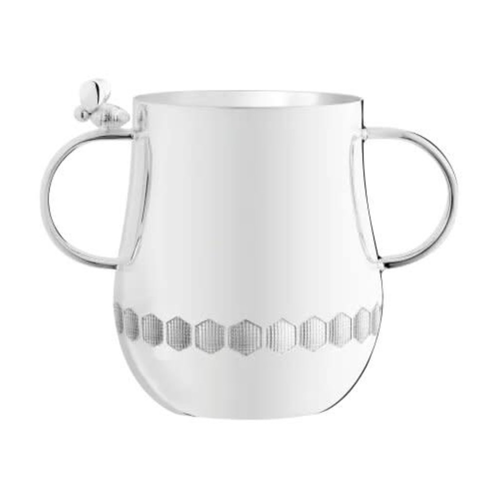 CHRISTOFLE Baby Cup With 2 Handles Beebee