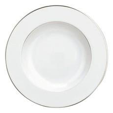 CHRISTOFLE Rimmed Soup Plate Albi Plt