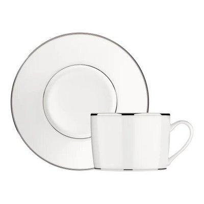 CHRISTOFLE Teacup/Saucer Albi Plt