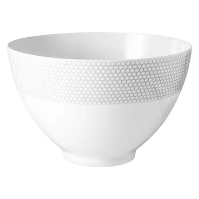 CHRISTOFLE Salad Serving Bowl Madison 6