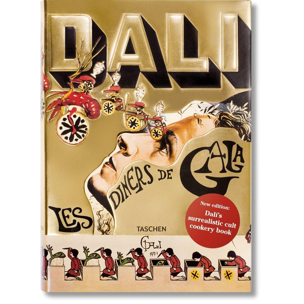 TASCHEN Dalí, Diners De Gala