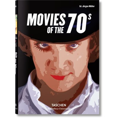 TASCHEN Movies Of The 1970S Hc