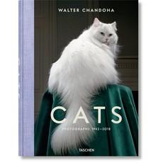 TASCHEN Walter Chandoha, The Cat Book