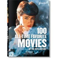 TASCHEN 100 Movies Alltime Fav. Hc