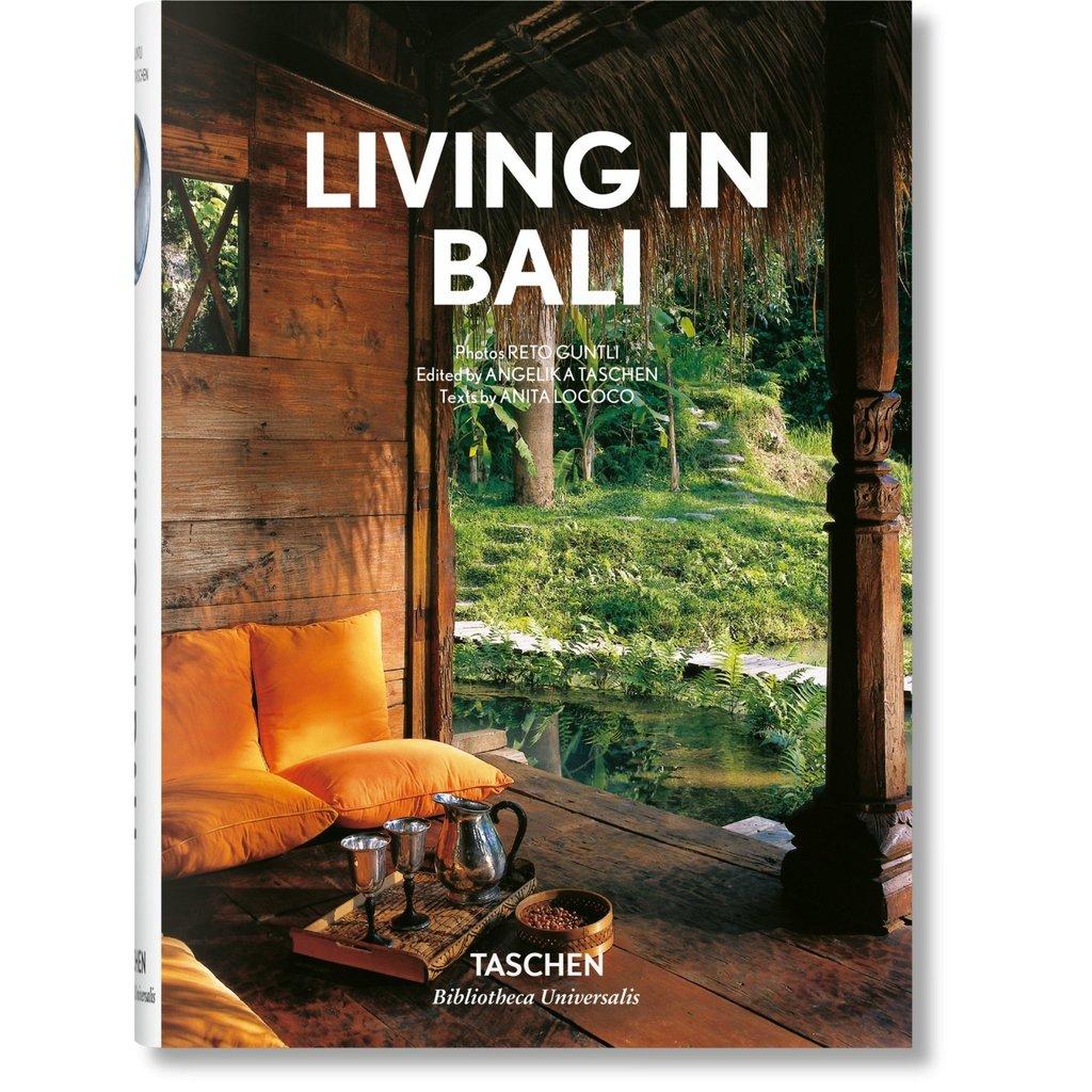 TASCHEN Living In Bali