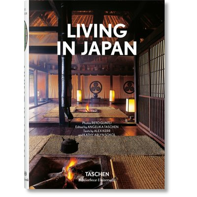 TASCHEN Living In Japan