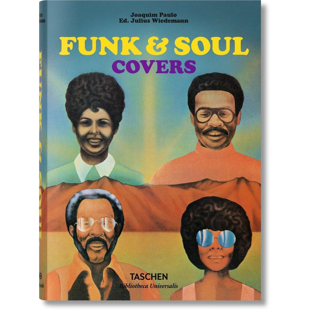 TASCHEN Funk & Soul Covers