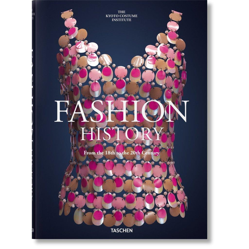 TASCHEN Fashion History