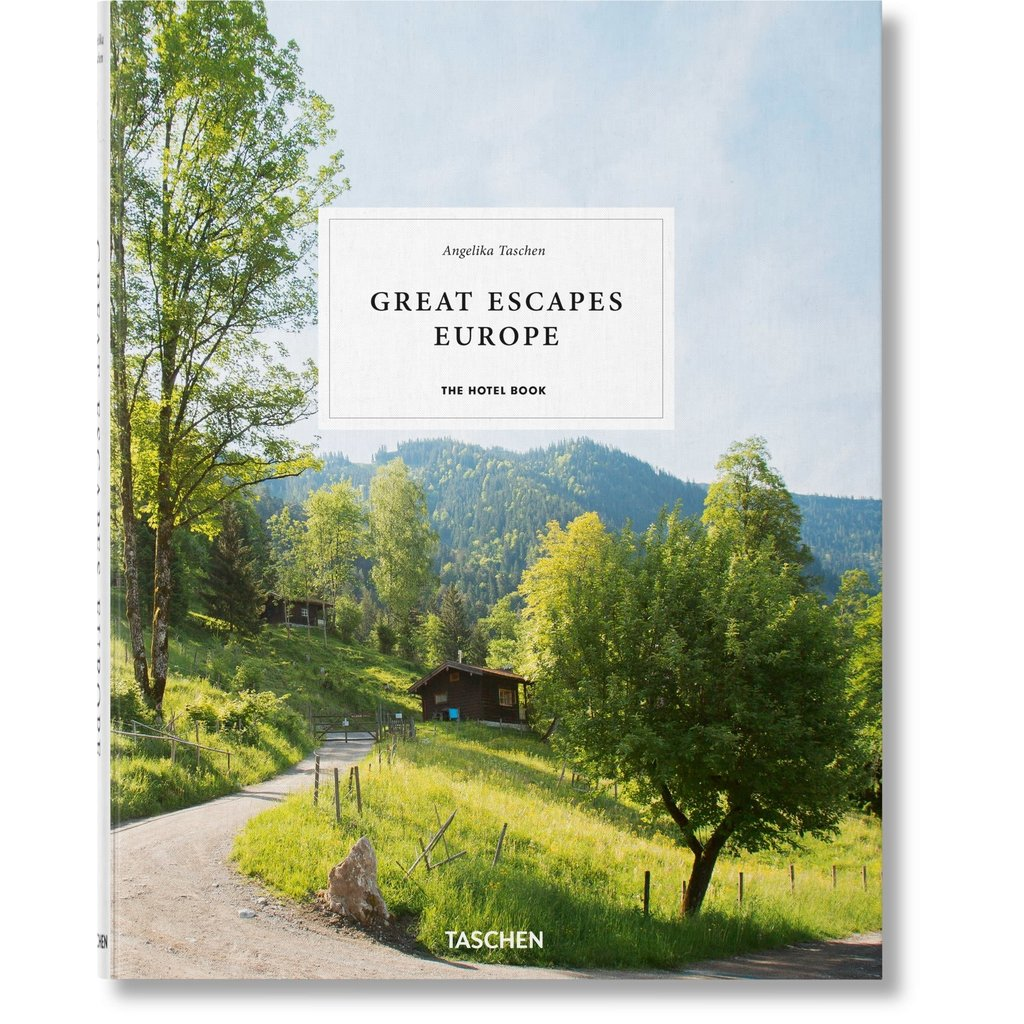 TASCHEN Great Escapes Europe, 2Nd Ed.