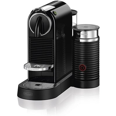 Citiz & Milk Espresso Machine Black