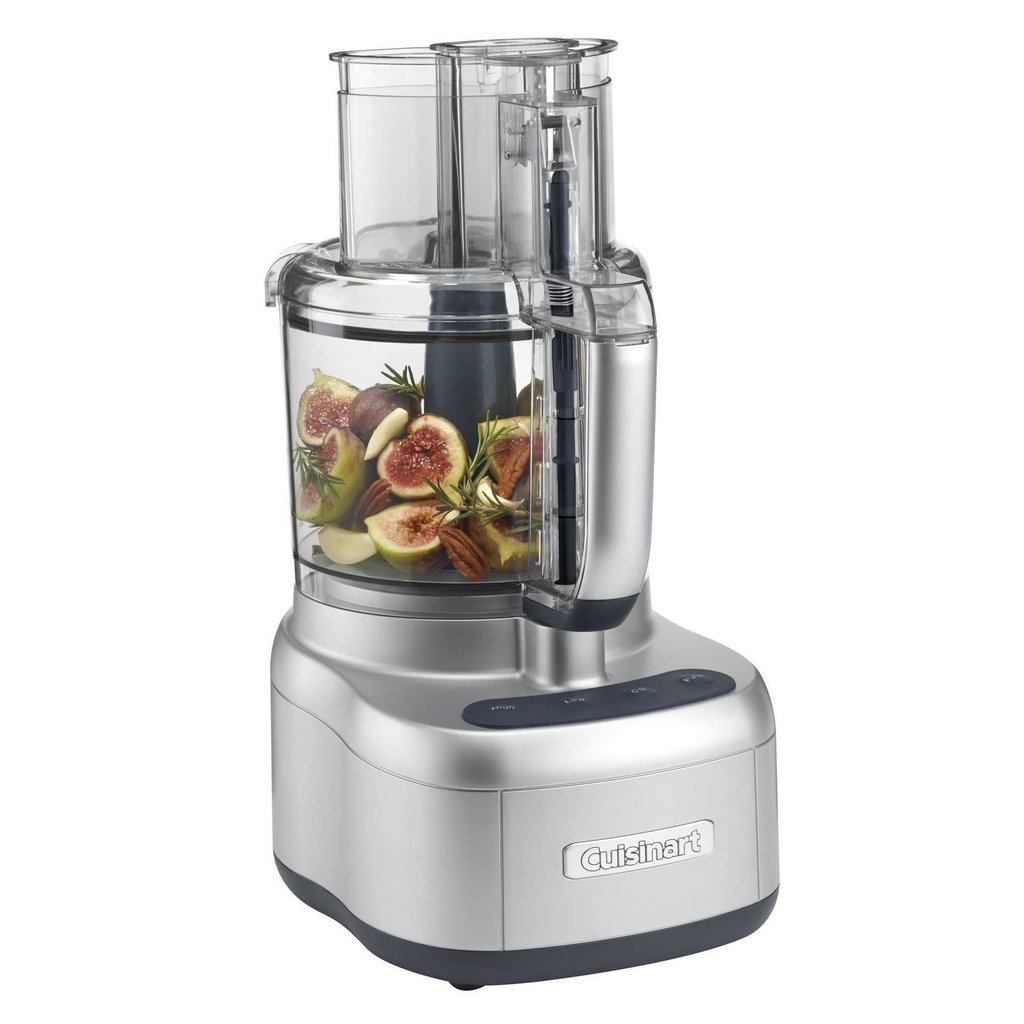 11 Cup Food Processor With Storage