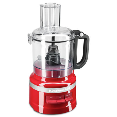 KITCHENAID Empire Red 7 Cup Food Processor