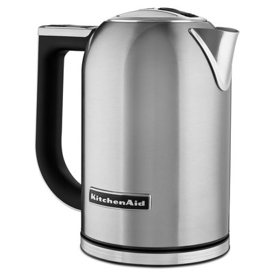 KITCHENAID Brushed Stainless Steel Variable Temperature Electric Kettle