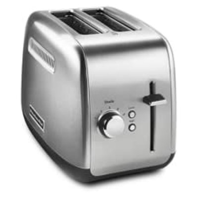KITCHENAID 2 Slice Manual Toaster Brushed Stainless Steel
