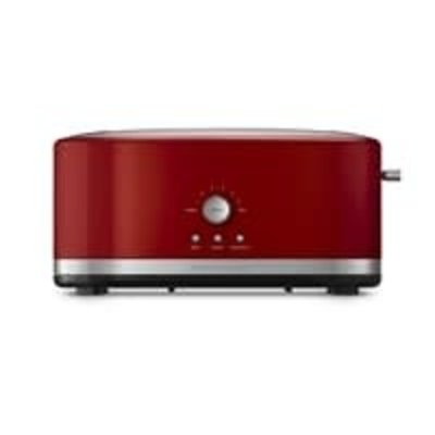 KITCHENAID Toaster 4 Slice Long Slot Empire Red