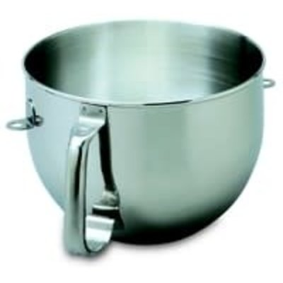 KITCHENAID Other 6-Qt. Bowl-Lift Polished Stainless Steel Bowl With Comfort Handle