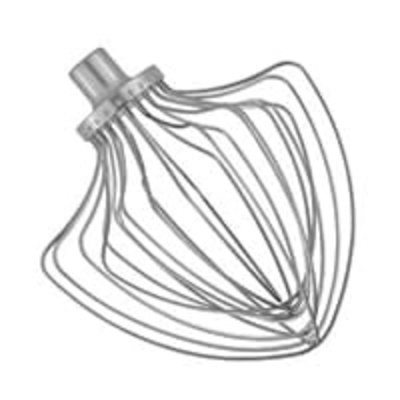 KITCHENAID Stainless Steel 11-Wire Whip | Stand Mixer Accessory