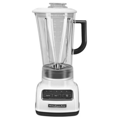 KITCHENAID Stand Blender Diamond White 5 Speed