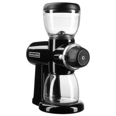 KITCHENAID Onyx Black Burr Grinder