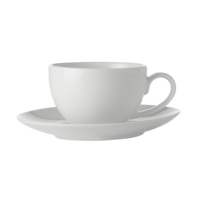 MAXWELL WILLIAMS Coupe Demi Cup & Saucer