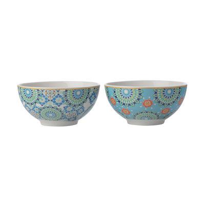 MAXWELL WILLIAMS Bowl Set Blue (2Pc)
