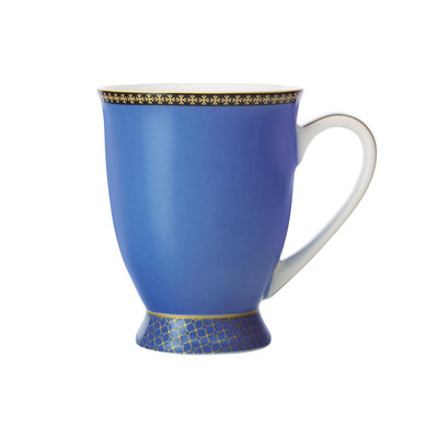 MAXWELL WILLIAMS Classic Footed Mug Blue