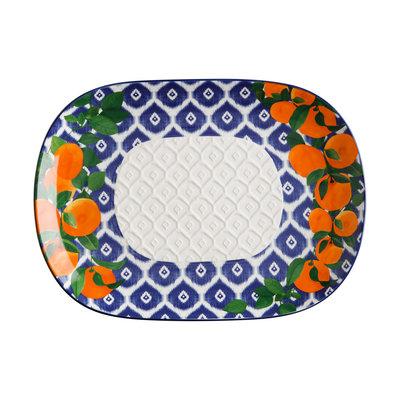 MAXWELL WILLIAMS Positano Platter Arancia 45 X 33 Cm