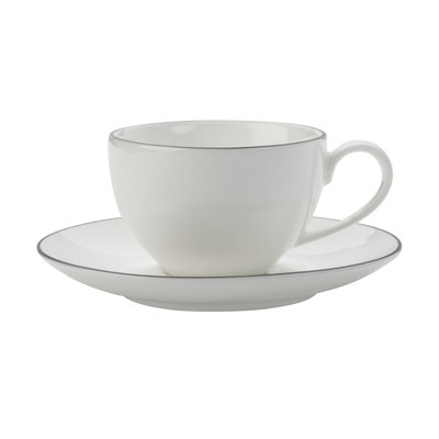 MAXWELL WILLIAMS Edge Demi Cup And Saucer