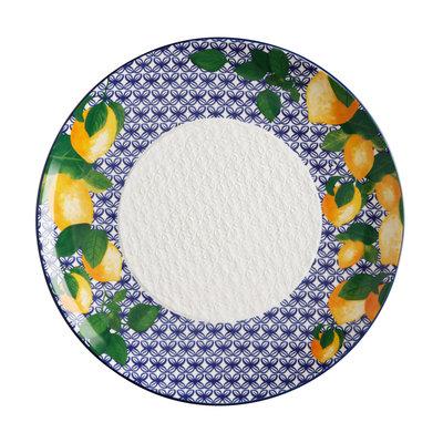MAXWELL WILLIAMS Positano Platter Limone 36.5 Cm