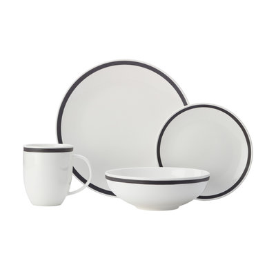 MAXWELL WILLIAMS Charlton Dinner Set (16Pc)