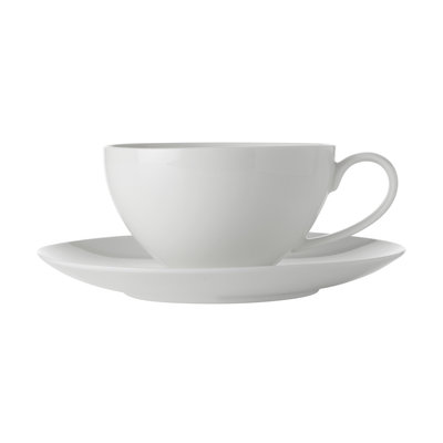 MAXWELL WILLIAMS Cappuccino Cup And Saucer