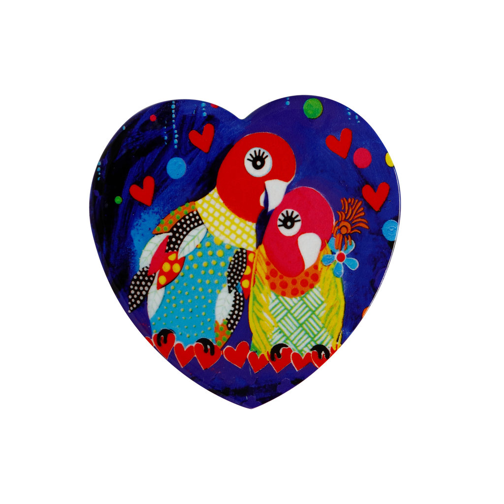 MAXWELL WILLIAMS Love Birds Coaster