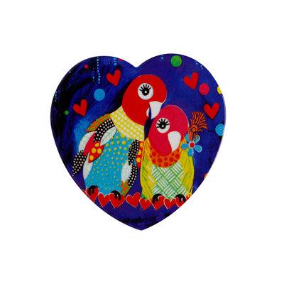 MAXWELL WILLIAMS Love Birds Coaster
