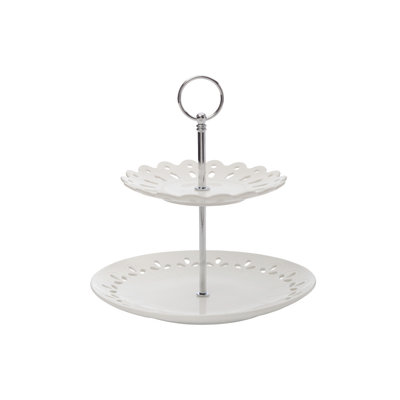 MAXWELL WILLIAMS Lille Cake Stand 2-Tier