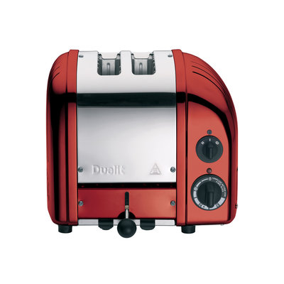 DUALIT Newgen 2 Slot Apple Candy Red Toaster