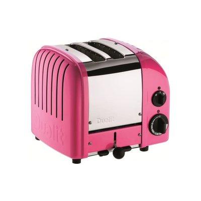 DUALIT Newgen 2 Slot Toaster Chili Pink