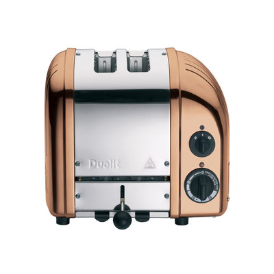DUALIT Newgen 2 Slot Toaster Copper