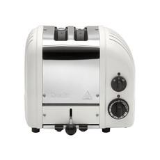 DUALIT Newgen 2 Slot Toaster Pnewgen Grille-Pain 2 Tranches Porcelainorcelain
