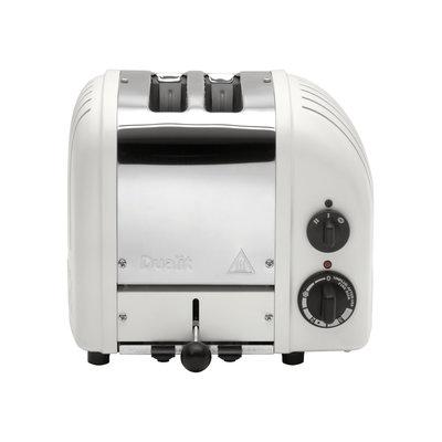 DUALIT Newgen 2 Slot Toaster Porcelain