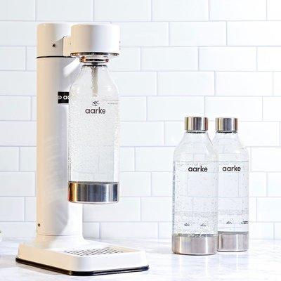 AARKE Sparkling Water Carbonator Ii Blanc