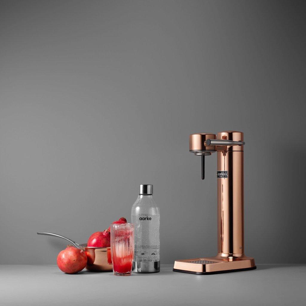 AARKE Sparkling Water Carbonator Ii Cuivre