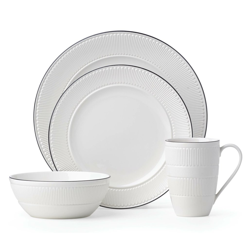 KATE SPADE York Avenue 4 Piece Place Setting