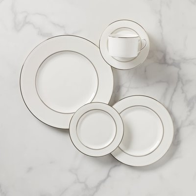 KATE SPADE Cypress Point 5 Piece Place Setting Dinnerware