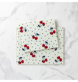 KATE SPADE Vntg Cherry Dot Prep Board S/2