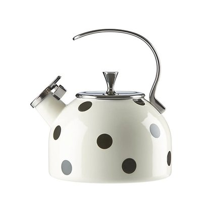 KATE SPADE Métal Scatter Dot Kettle