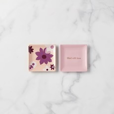 KATE SPADE Sweet Talk Filled With Love S/2